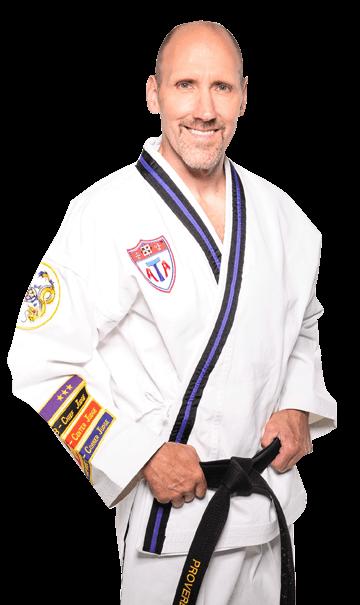 Master Tom Dolan Tom's Fitness and Paris Martial Arts