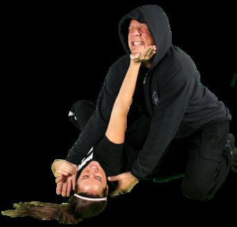 Tom's Fitness and Paris Martial Arts self-defense krav