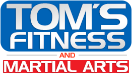 Tom's Fitness and Paris Martial Arts Logo