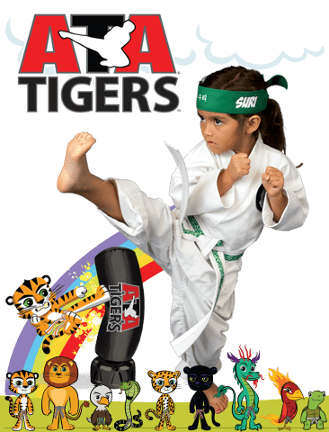 ATA Martial Arts Tom's Fitness and Paris Martial Arts - ATA Tigers