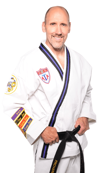 Tom's Fitness and Paris Martial Arts Owner